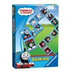 Занимателна игра Thomas & Friends, Домино, Domino от Ravensburger, 21061