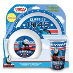 Meal time set Thomas and Friends,Plate, Bowl & Tumbler set