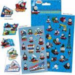 Стикери за деца с влакчето ТОМАС и приятели, Stickers Thomas & Friends, 017031006