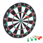 Darts 30 cm with 6 arrows