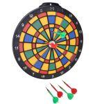 Детска игра Дартс (40см.) с дупчици и 6 бр. стели, Darts with 6 arrows