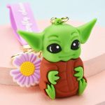 Keyring with mini figura Star Wars The Child