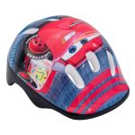 Детска каска за велосипед БМХ, тротинетка, кънки и ролери CARS, 52-56 cm, Kids helmet, 1191914
