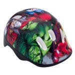 Детска каска за велосипед БМХ, тротинетка, кънки и ролери Отмъстителите, 52-56 cm, Kids helmet Avengers, 1191913