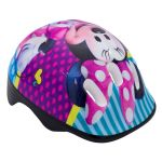 Детска каска за велосипед БМХ, тротинетка, кънки и ролери Мини Маус, 52-56 cm, Kids helmet Minnie Mouse, 1191916