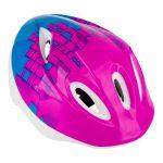 Детска каска за велосипед БМХ, тротинетка, кънки и ролери, 48-52 cm, Роз/Син, Kids helmet BMX, 1189804