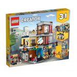 LEGO CREATOR Townhouse Pet Shop & Café, 31097