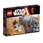LEGO STAR WARS Капсула за бягство на Дроидите Droid Escape Pod, 75136