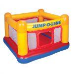 Детски надуваем батут Къща, Intex Jump-O-Lene Playhouse Bouncer, 48260