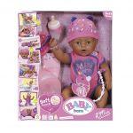 Бейби Борн - интерактивно бебе с аксесоари Zapf Creation, момиче (43см), 819210