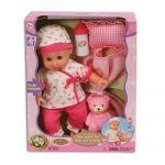 БЕБЕ-кукла 30см с мече и аксесоари от серията Dream collection Shumber Baby, 29110