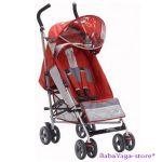 Детска количка JUNIORS Capri - червена