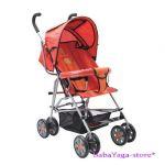 Детска количка JUNIORS PUERTO - червена
