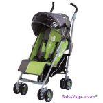 Детска количка JUNIORS G_Elit - зелена