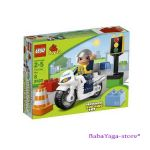 LEGO DUPLO ПОЛИЦАЙ с мотор, 5679
