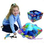 Игра-кутия МОРСКИ СВЯТ с играчки от ZipBin - 1196XS