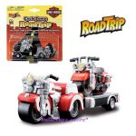 Maisto Road Trip Трейлър с МОТОР Harley Davidson - 15018