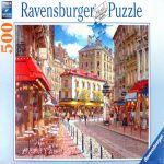 Ravensburger ПЪЗЕЛ за деца (500ч.) Старомодни магазини - 141166