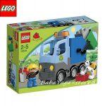 LEGO DUPLO Камион за отпадъци, Garbage Truck, 10519
