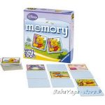 Ravensburger Занимателна игра за деца - Мини Мемори - Мечо Пух- 224012