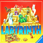 Ravensburger Настолна игра за деца Лабиринт, 264988