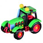 Mic-o-Mic Конструктор ТРАКТОР малък - Tractor в кутия - 089010