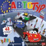 Play Land Образователна игра за деца, Авто Тур, L-140