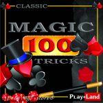 Play Land Занимателна игра за деца, 100 магически трика, L-137