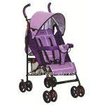 Детска количка лятна ISLAND  от KIDDO в лилав нюанс - 1015-4