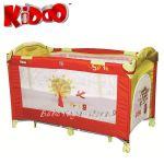Кошарка за бебе на 2 нива 4SEASONS от KIDDO - 4008