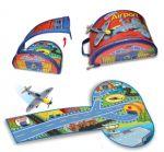 Игра-писта със самолетче  ZipBin Airport