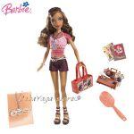 Barbie КУКЛА My Scene Street Art: Westley от Мател, N2723-N2725